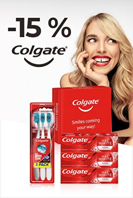 Colgate -15 %
