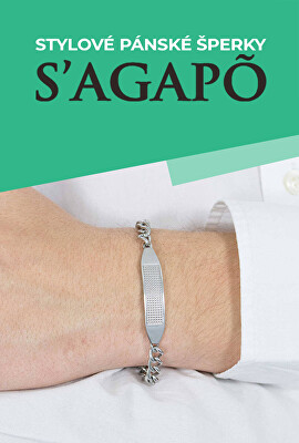 Stylové pánské šperky S`Agapõ