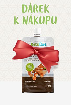 Dárek k produktům KetoDiet a KetoLife
