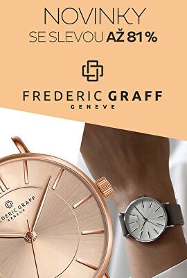Frederic Graff se slevou až 81 %