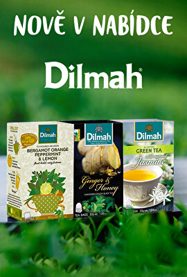 Dilmah - novinky