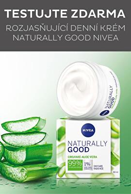 Testování Rozjasňujícího denního krému Naturally Good od Nivea