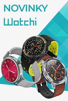 Smartwatch novinky Wotchi