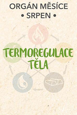 Srpen - měsíc termoregulace