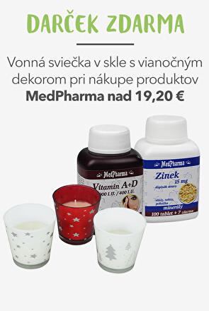 Darček k nákupu produktov MedPharma