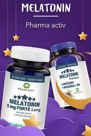 Melatoniny Pharma Activ