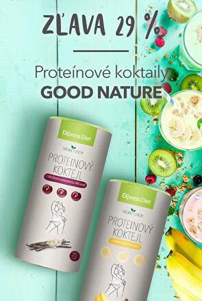Proteínové koktaily Good Nature