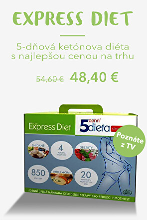 Express Diet - najnižšia cena na trhu