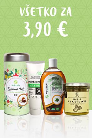 Všetko za 3,90 EURO