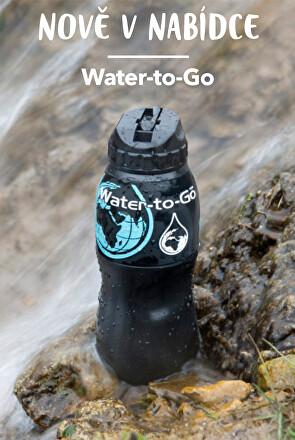 Water-to-go nově v nabídce
