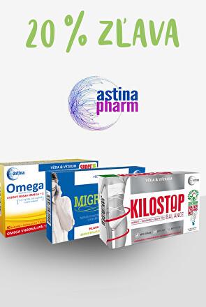 Astina - 20 % zľava