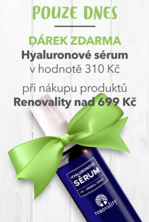 Dárek Hyaluronové sérum Renovality