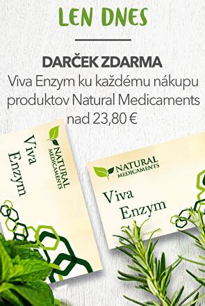 Natural Medicaments v akcii + darček
