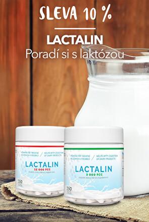 10 % sleva Lactalin