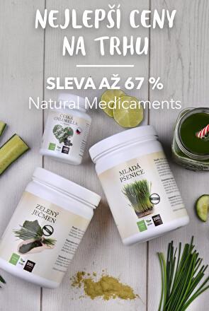 Natural Medicaments - sleva až 67 %