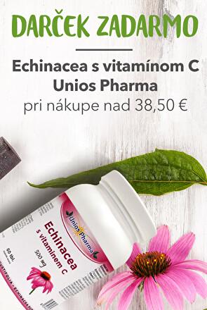 Darček Echinacea s vitaminem C 500 mg 60 tbl. nad hodnotu objednávky 38,50 EURO