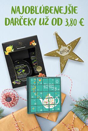 Najobľúbenejšie darčeky už od 3,80 EURO