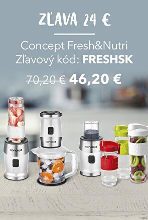 FreshΝtri smoothie mixér so zľavou
