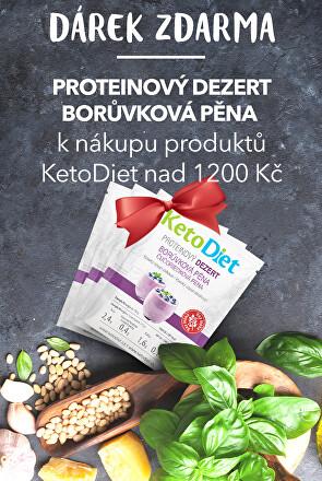 Dárek k nákupu produktů KetoDiet