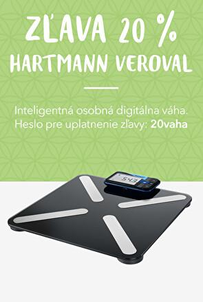 Hartmann Veroval inteligentná osobná digitálna váha