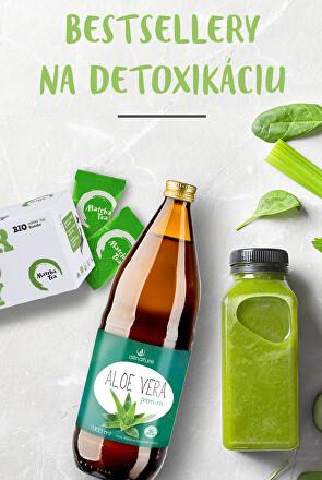 Bestsellery na detoxikáciu