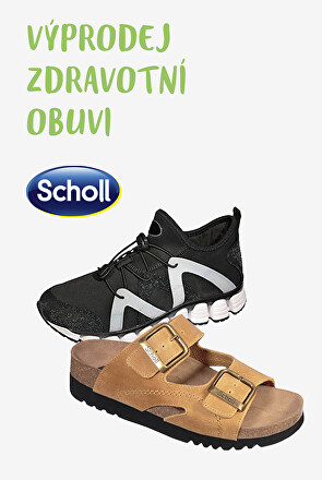 Výprodej zdravotní obuvi Scholl