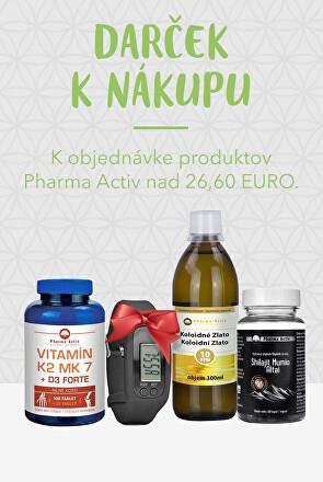 Darček k produktom Pharma Activ