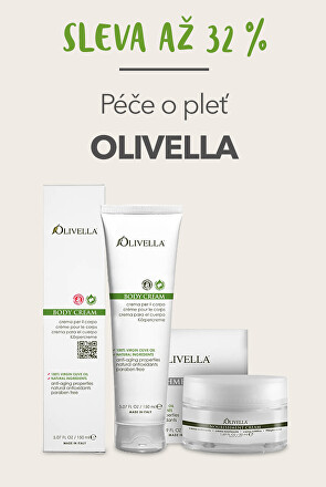 Olivella sleva až 32 %