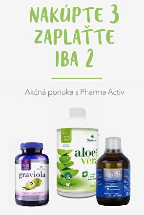 Akce 2+1 Pharma Activ