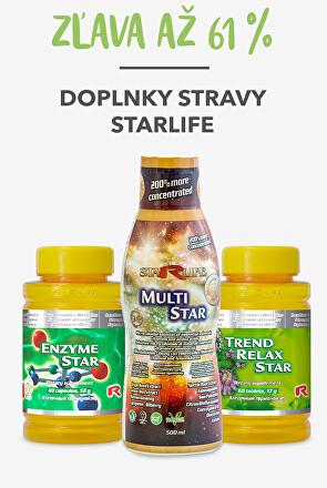 Starlife zľava až 61 %