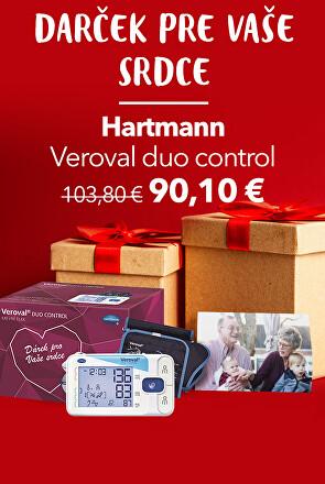 Hartmann Veroval Duo Control v akcii