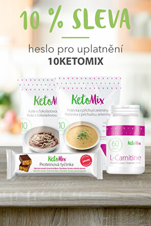 KetoMix - sleva 10 %