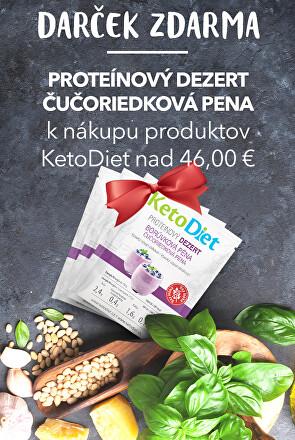 Darček k nákupu produktov KetoDiet