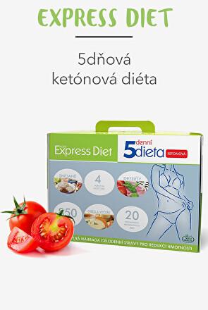 Express Diet - 5 - dňová Ketónová diéta