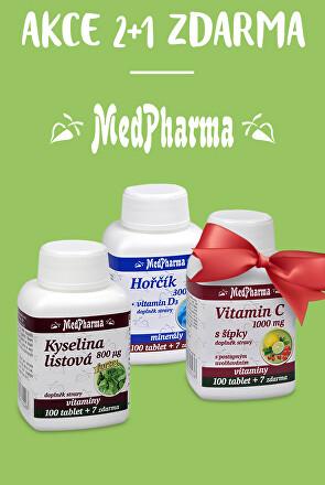 MedPharma 2+1 zdarma