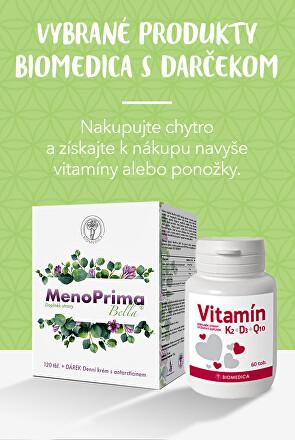 Vybrané produkty Biomedica s darčekom