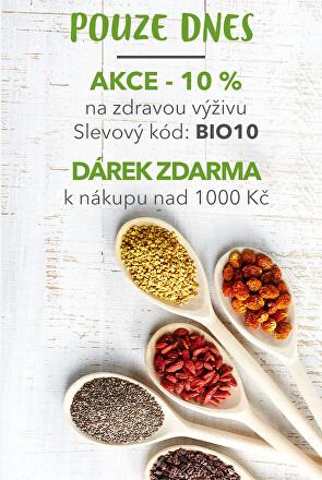 Září - měsíc bio potravin