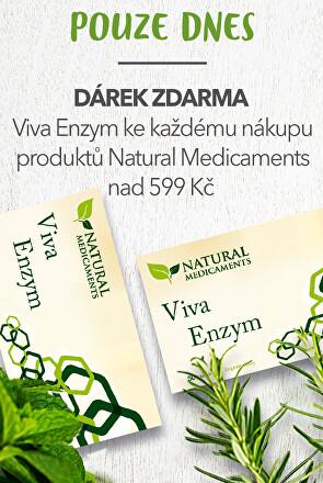 Natural Medicaments v akci + dárek
