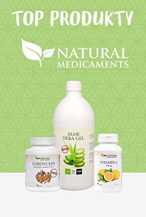 Natural Medicaments za výhodné ceny