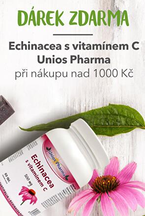 Dárek Echinacea s vitaminem C 500 mg 60 tbl. nad hodnotu objednávky 1000 Kč