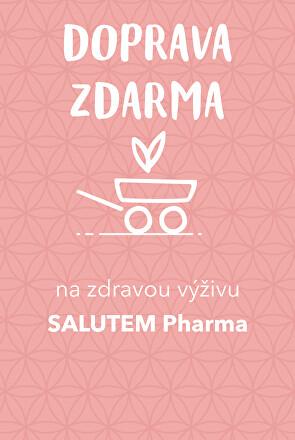 Doprava zdarma s vybranými produkty Salutem Pharma