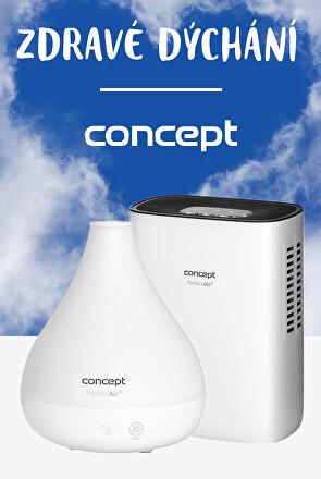 Zdravé dýchání Concept
