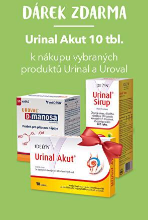 Dárek Urinal Akut 10 tablet
