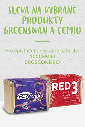 Vybrané produkty GreenSwan a Cemio se slevou