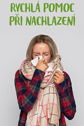 Akutní nachlazení