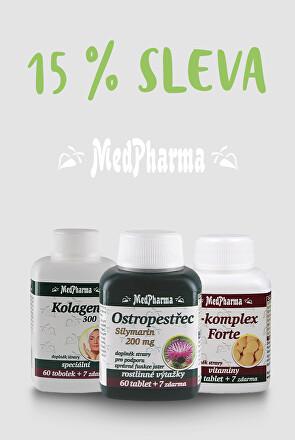 MedPharma 15 % slevy
