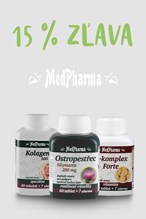 MedPharma 15 % zľavy