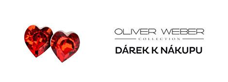 Dárek k nákupu šperků Oliver Weber