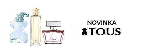 TOUS - nová značka parfémů