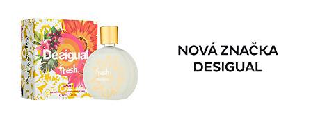Nová značka parfémů Desigual